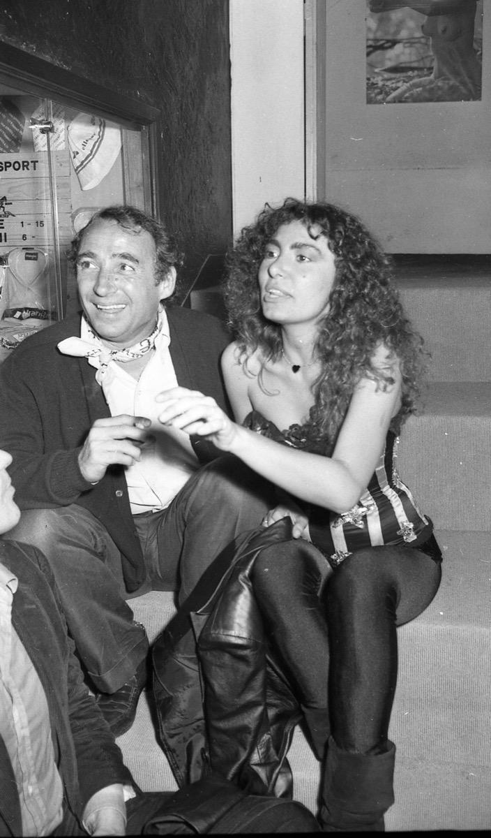 Claude Brasseur, Loredana Bertè (Piper, 1979)