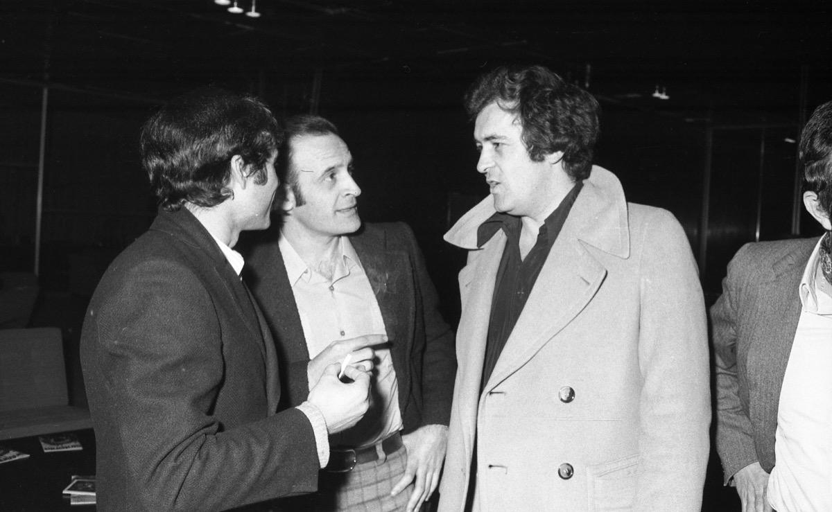 Nino Castelnuovo, Pier Paolo Capponi, Bernardo Bertolucci