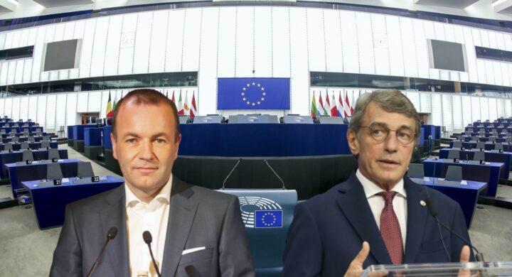 Weber scompiglia i giochi per l'Europarlamento. Sassoli-bis, rumors e nomi in campo