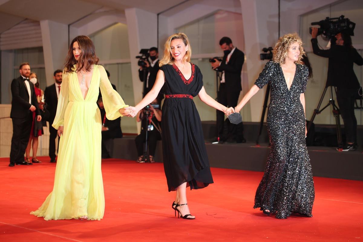 Valentina Cervi, Jasmine Trinca, Valeria Golino
