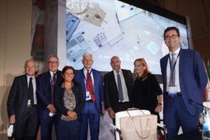 L'Italia dello Spazio alla Fondazione Leonardo. Le foto con i ministri Giorgetti, Messa e Colao