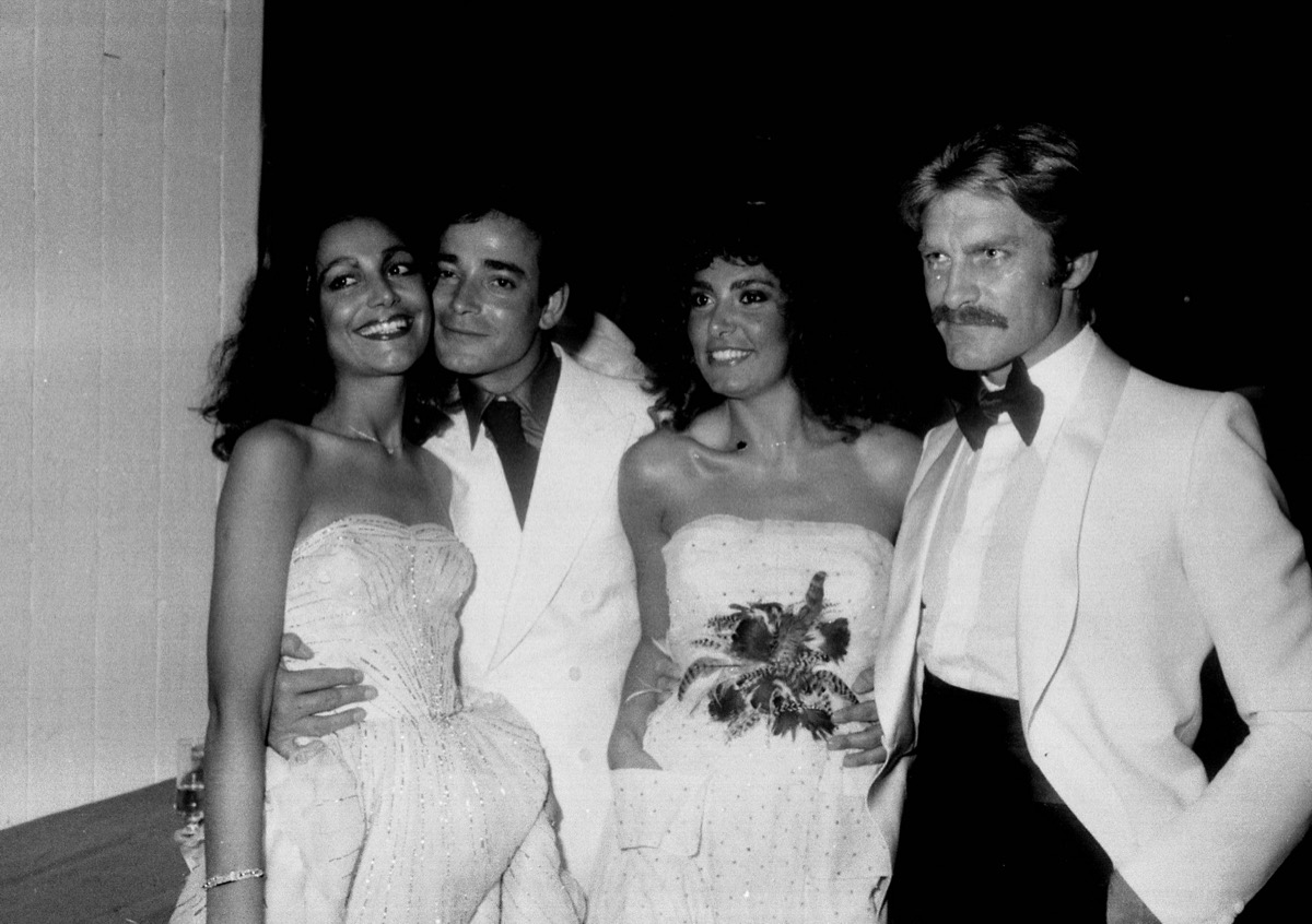 Mia Martini, Claudio Belfiore, Loredana Bertè, Gil Cagnè (Jackie O', 1975)