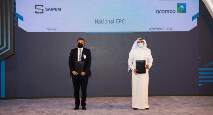 Saipem e Saudi Aramco insieme per rafforzare il settore energetico