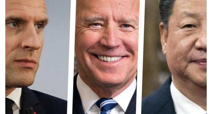 Francia e Cina, il doppio strike di Biden. Scrive Arpino