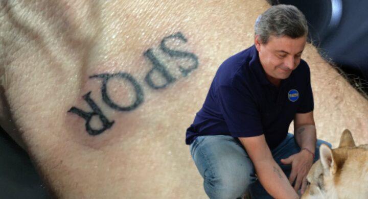 Roma val bene un tatuaggio. Il rush finale di Calenda