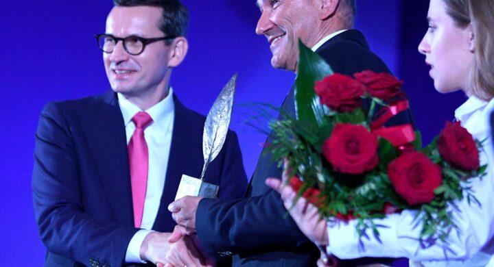 Il premier sloveno Janez Jansa è Uomo dell'anno per l'Economic Forum