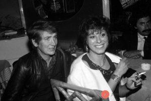 Pizzi ricorda Ernestina Miscia, la giornalista del gossip romano. Le foto