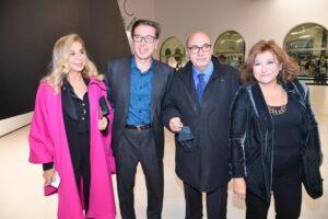 Chi c'era con Marina Cicogna alla Festa del Cinema di Roma. Foto di Pizzi