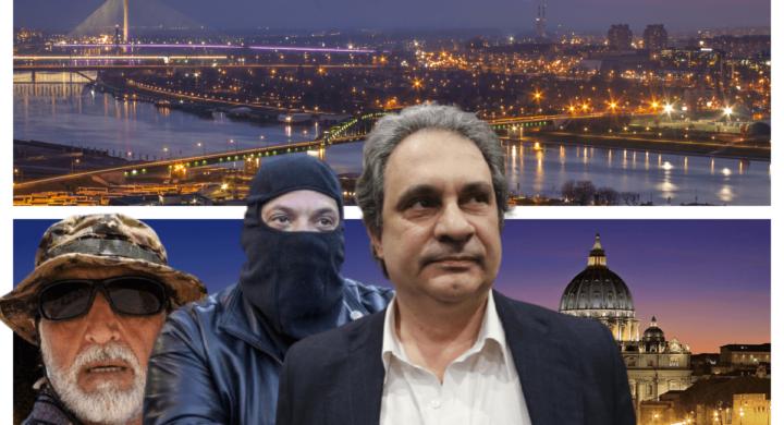 Quell'onda nera tra Roma e Belgrado. L'allarme degli 007