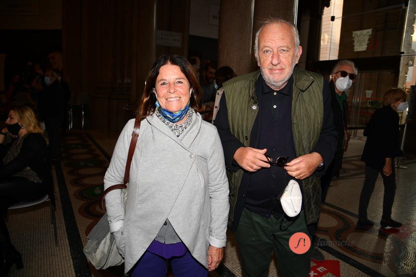 Gabriella e Paolo Franchi