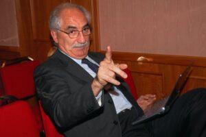 Spataro lascia l'Università di Pavia dopo la lezione di Marco Mancini. Le foto