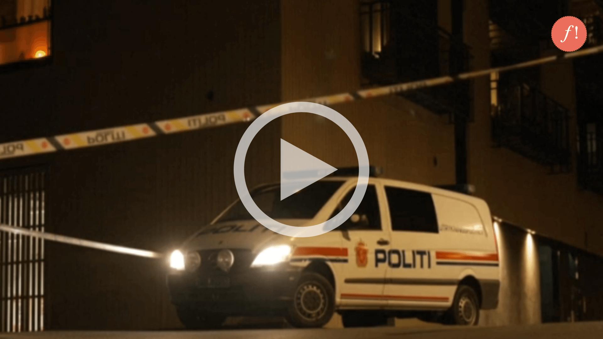 Norvegia, armato di arco e frecce ha ucciso cinque persone. Il video