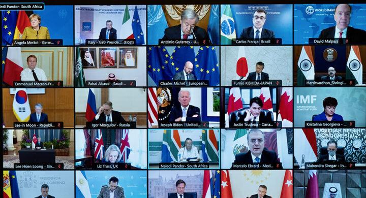 Così Russia e Cina criticano il G20 italiano sull'Afghanistan